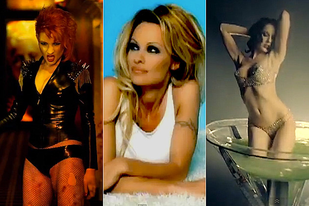 top 10 hottest music videos 2013