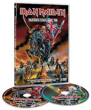 Iron Maiden, 'Maiden England '88'