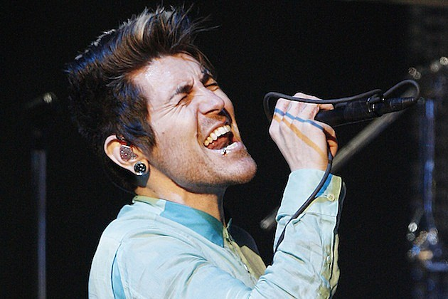 Davey Havok of AFI