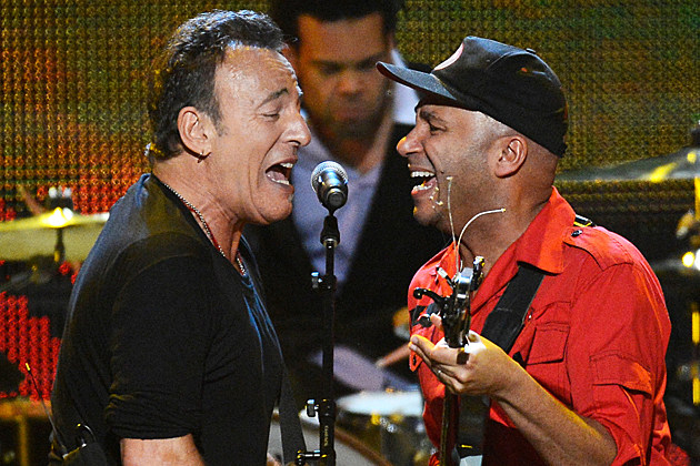 Bruce Springsteen-Tom Morello