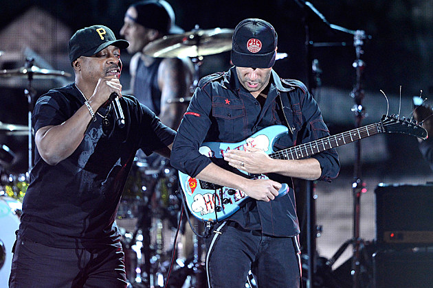 Chuck D-Tom Morello