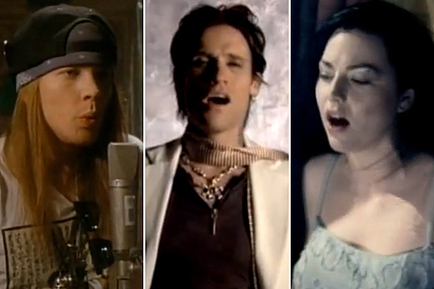 Guns N' Roses-Buckcherry-Evanescence