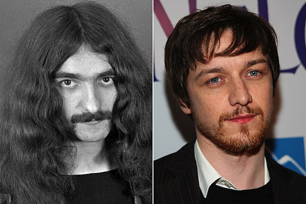 Geezer Butler / James McAvoy