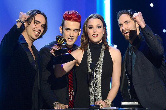 Halestorm - Grammys