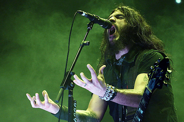 Machine Head Robb Flynn