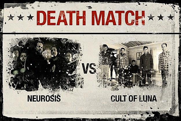Neurosis vs. Cult of Luna