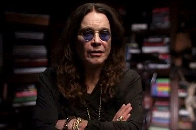 Ozzy Osbourne Video Still