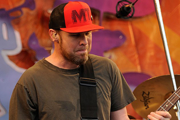 Pearl Jam Jeff Ament