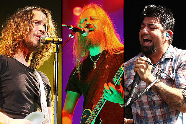 Soundgarden / Alice in Chains / Deftones
