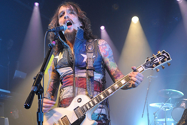 The Darkness Justin Hawkins