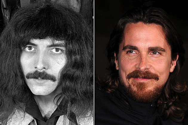Tony Iommi / Christian Bale