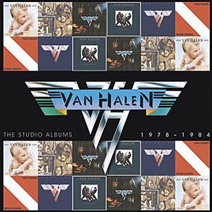 Van Halen Studio Albums