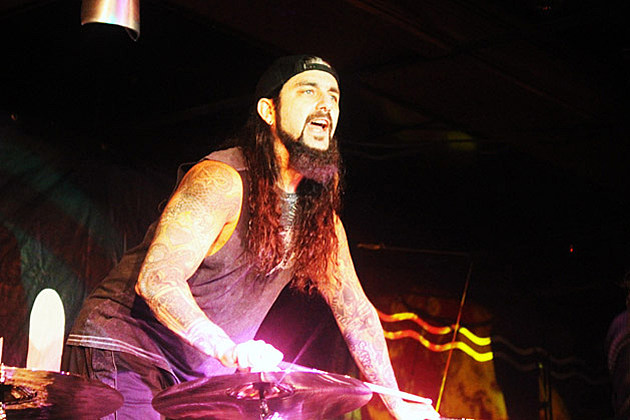 Adrenaline Mob Mike Portnoy