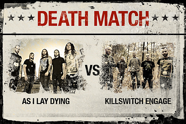 As I Lay Dying vs. Killswitch Engage