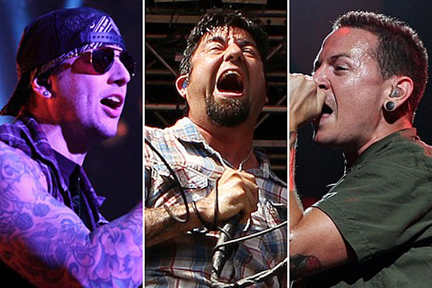 Avenged Sevenfold-Deftones-Linkin Park