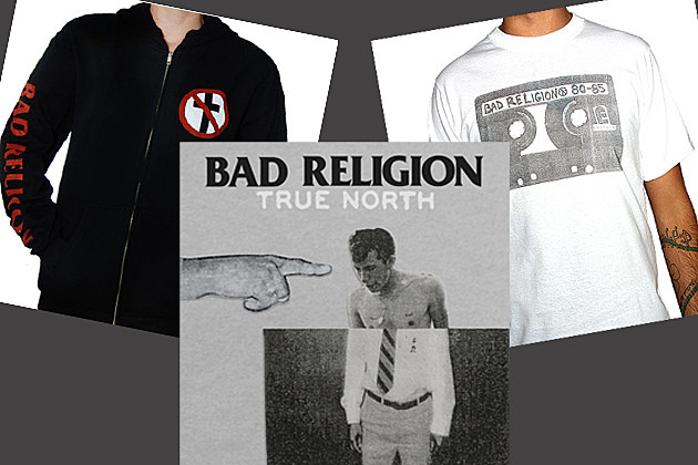 Bad Religion Prize Pack