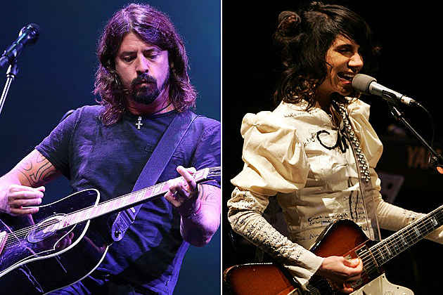 Dave Grohl-PJ Harvey