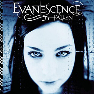 Favorite Song From Evanescence's 'Fallen' – Readers Poll Evanescence Album Cover 2013