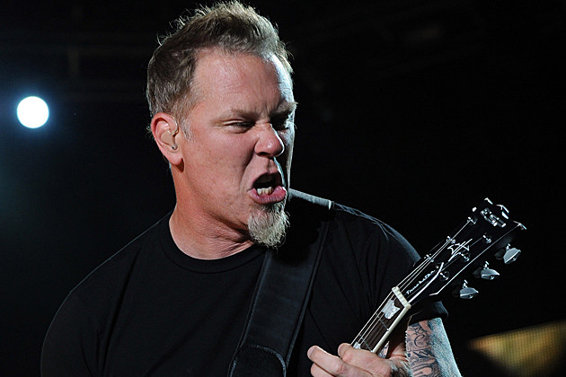 james hetfield умер
