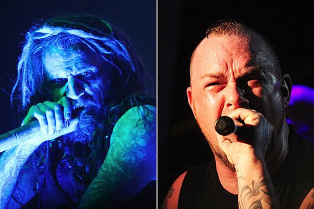 2013 Rockstar Mayhem Festival Lineup Unveiled: Rob Zombie, Five Finger ...