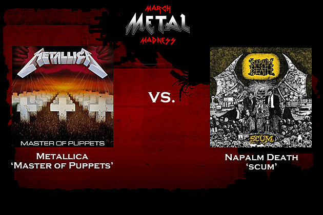 Metallica vs. Napalm Death