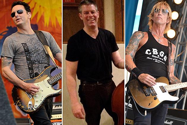 Guns N Roses 2013 Members Trees   Guns N  Roses