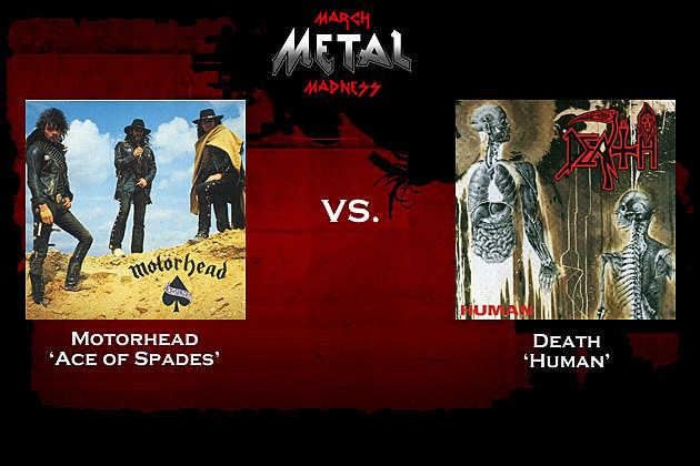 Motorhead vs. Death