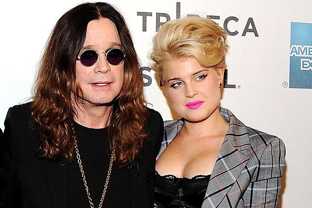 Ozzy Osbourne-Kelly Osbourne
