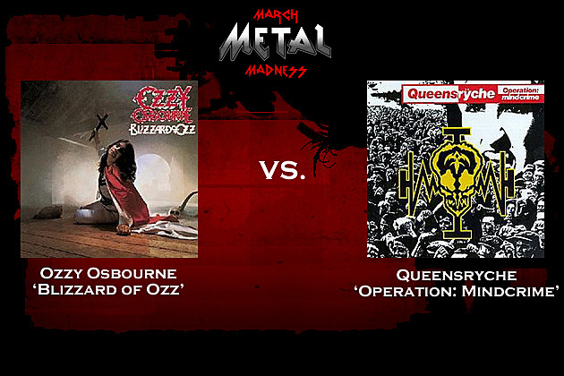 Ozzy Osbourne vs. Queensryche