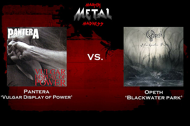 Pantera vs. Opeth