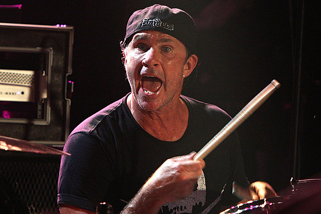 Red Hot Chili Peppers Chad Smith