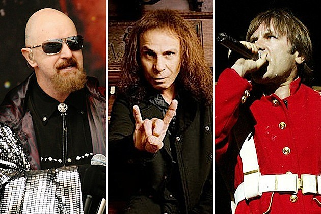 Rob Halford / Ronnie James Dio / Bruce Dickinson