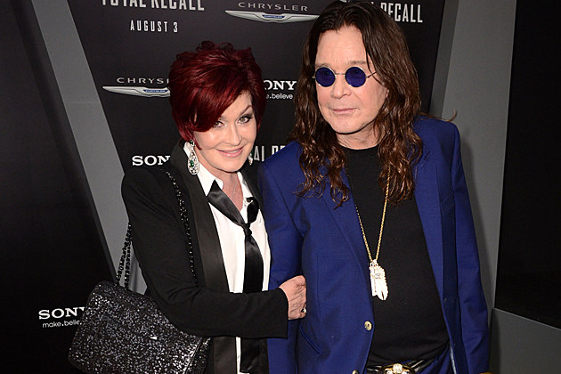 Sharon Osbourne: Ozzy Osbourne 'Doing Incredibly Well' With Sobriety