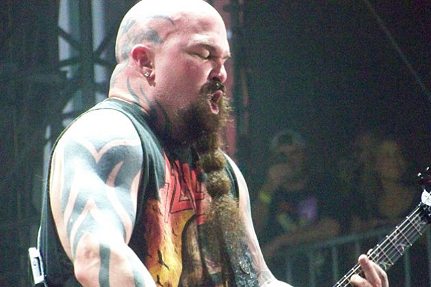 Slayer Kerry King