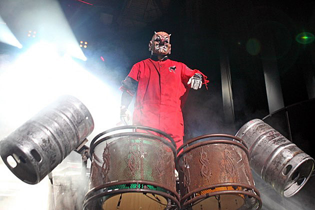 Slipknot Shawn Crahan