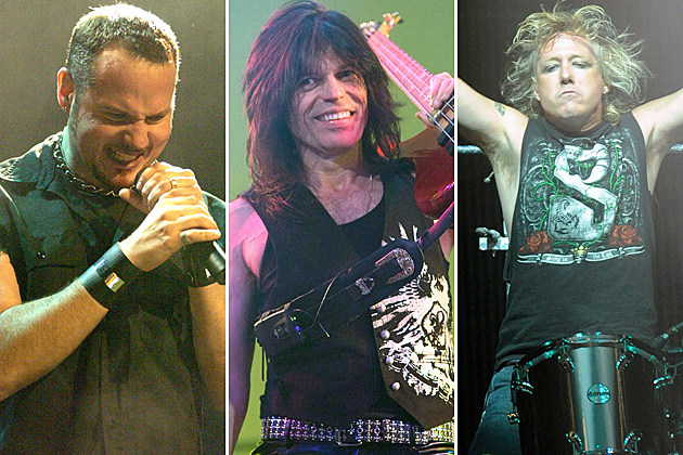 Tim Ripper Owens-Rudy Sarzo-James Kottak