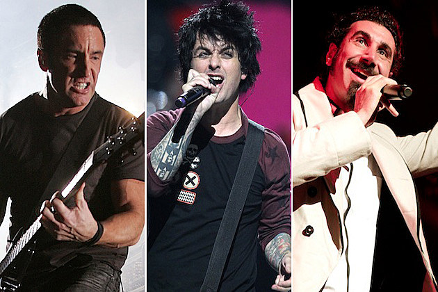 Nine Inch Nails / Green Day / System of a Down