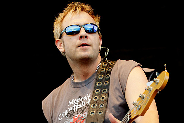 3 Doors Down-Todd Harrell