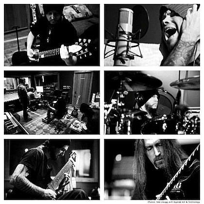 Joey Jordison Project