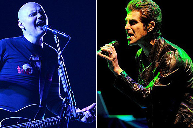 Billy Corgan-Perry Farrell