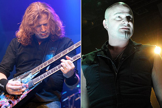 Megadeth-Device