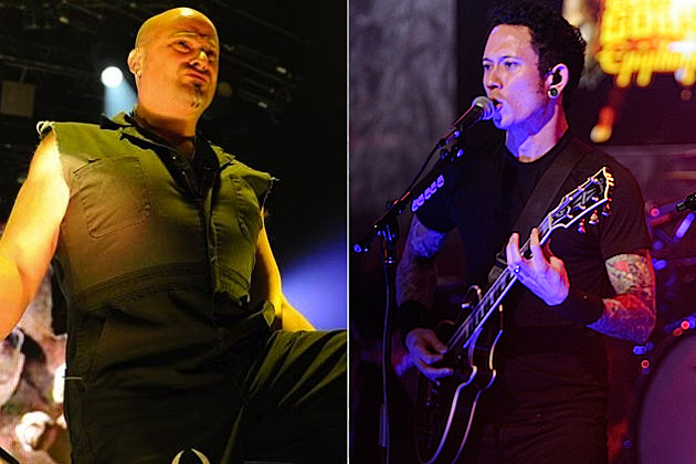David Draiman / Matt Heafy