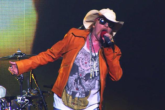Guns N' Roses Axl Rose