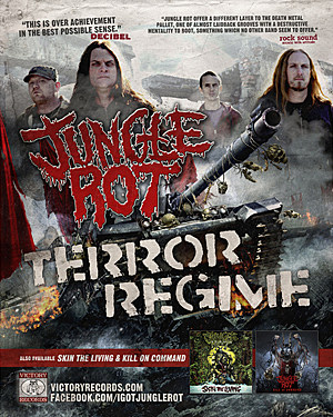 Jungle Rot-Terror Regime