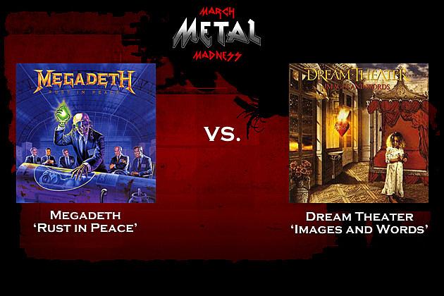 Megadeth vs. Dream Theater