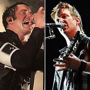 Nine Inch Nails-Queens of the Stone Age