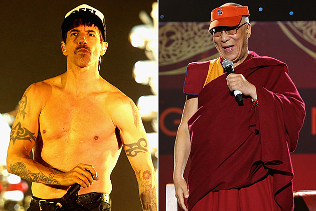 Red Hot Chili Peppers-Dalai Lama