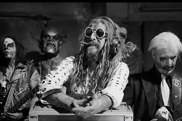 Rob Zombie, 'Dead City Radio and the New Gods of Supertown'