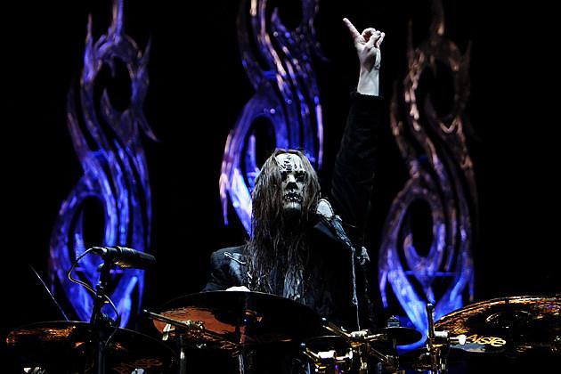Slipknot Percussionist Joey Jordison Launching New Project