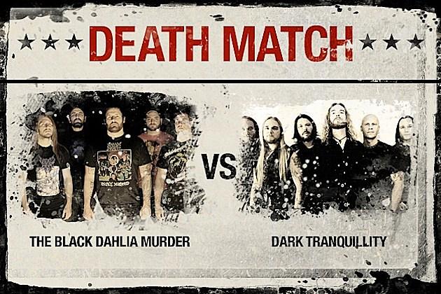 The Black Dahlia Murder vs. Dark Tranquillity